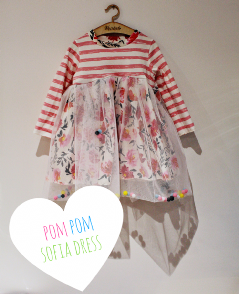 A Pom Pom Sofia Dress Gift Voucher